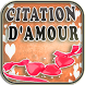 Citations et Proverbes d'amour by DremTom-FotoTube