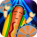 Dancing Hotdog Crash Test - Flip Food Game