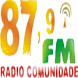 Rádio Comunidade FM - 87,9 Mhz by TupaHost