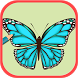 Adult Coloring For Butterfly by Coloring Free Fun Games For Kids and Adults