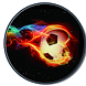 Football Fans World Keyboard by live wallpaper collection