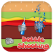 Bottle Shooting Game by Magical Flash Black Birds