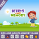 Memory Game for Kids by CodingHero