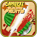Samurai Slicing Fruits by The Gaming Lab