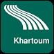 Khartoum Map offline by iniCall.com