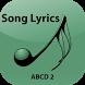Hindi Lyrics of ABCD 2