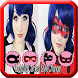 Ladybug Face Camera Style Up Editor by grossery gang MarioKVu Inc.