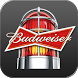 Budweiser Red Lights Bar Ed by Buzz Products Pty Ltd