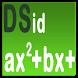 Fórmulas Matemáticas (tablas) by DBoxIM