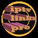 Golden iptv links list Pro by Golden apps professional
