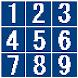 NumberPlace Tokaido53 by kasaharan