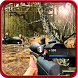 real hunting simulation by shooting the deer