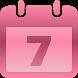 Menstrual Ovulation Calendar by z-mobile