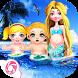 Mermaid Kingdom by Candyoyo