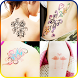 Draw Lovely Tattoos on body by Maxijan apps