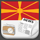 Macedonia Radio News by Greatest Andro Apps
