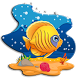 My happy fish live 2016 by MsLoft