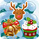 Merry Christmas Crumble 3 by Rima Cute App