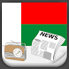 Madagascar Radio News by Greatest Andro Apps