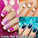 Trendy Nail Art Designs 2017 by gadisapps
