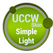 Simple Light - UCCW Skin by jamoo