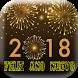 felicitaciones de año nuevo 2018 by Tinapp
