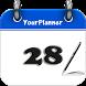 香港日曆、農曆、假期、紀念日、備忘盡在YourPlanner