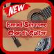 Ismael Serrano Chords Guitar by Chordave