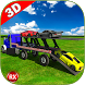 Transporter Truck: Sports Cars by Raydiex - 3D Games Master