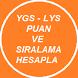 YGS LYS Hesaplama Robotu