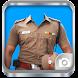 Policeman Photo Suit by aparna deshpaande