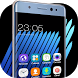 Theme for Samsung Galaxy Note 7 HD by theme design