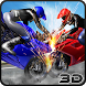 Crazy Moto Death Wheels Rider by Kick Time Studios