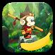 Banana Kong King by KousDev
