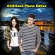 Girlfriend Photo Editor : Girlfriend Photo Maker by App Developer studio