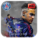 Neymar Jr Wallpapers PSG by Alfaezya Inc.