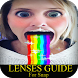 Guide Lenses for snapchat v2 by Laramaro
