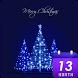 블루 크리스마스 카카오톡 테마 by 13months