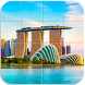 Tile Puzzle Cities by Tamco Apps
