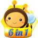 Honey Bees Game For Kids by Rainbow Girl Games