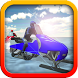 Ice Frozen Snow Mobile Racing by Sunny Games