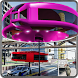 Futuristic Gyroscopic Elevated Transport: Bus Sim by aureliansolutions