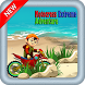 Motocross Extreme Adventure by Upin Ipin Boboiboy Apps