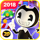 Subway Bendy Jungle surfer : Ink Machine