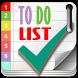 TODO LIST Task Reminder by Best Developerz