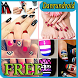 DIY Nail Art Manicure by Danrundroid