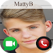 A real video Call From Mattyb Prank