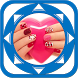 DIY Nail Arts Design Ideas by AppDed