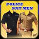 Men Police Photo Suit by SNP Entertainments