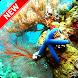 Underwater Wallpaper by Pinza